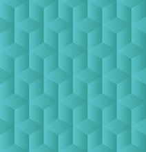 Green Low Poly Bankground