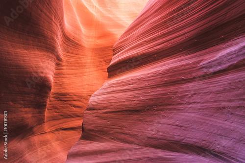 Poster Bordeaux Antelope canyon, Arizona