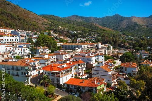Photo Mijas Village in Spain