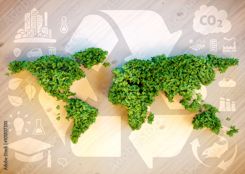 sustainable world concept buy this stock illustration and explore