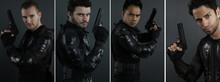 Super Cops - Portrait Of Four Men Of The Special Forces
