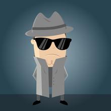 Agent Geheim Geheimdienst Detektiv