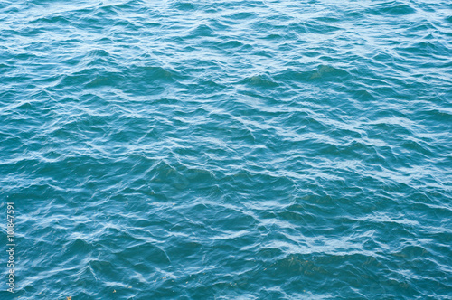 Fotografia  Deep cold ocean water