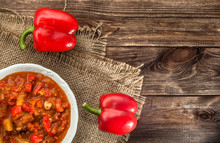 Hungarian Stew Or Letcho With ...