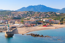 Port Of Propriano, South Corsica, France