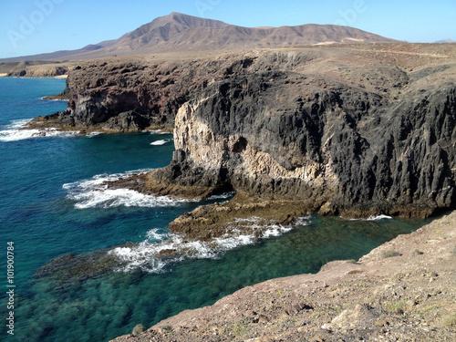 Fotografia  Lanzarote, Playa Blanca, îles Canaries