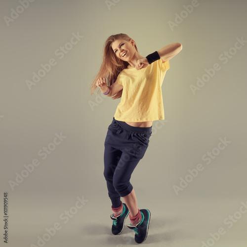 Fényképezés  Jazz dance