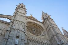 Catedral De Palma De Mallorca, Baleares, España