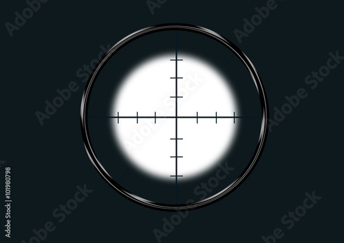 Fotografía  sniper view finder