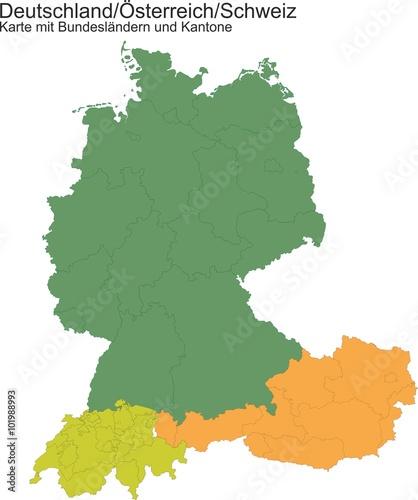 Deutschland / Schweiz / Österreich @p(AS)ob