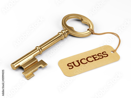Photo  Key to Success