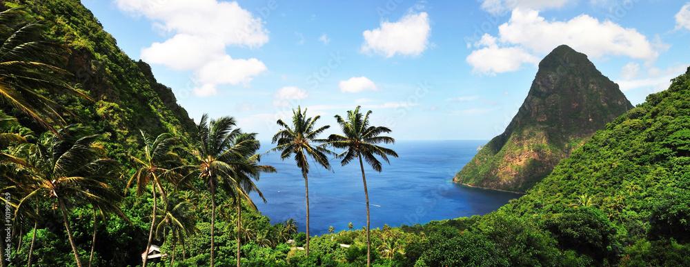 Fototapeta St. Lucia