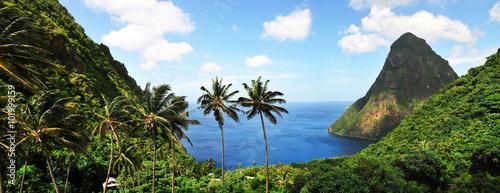St. Lucia Fototapeta