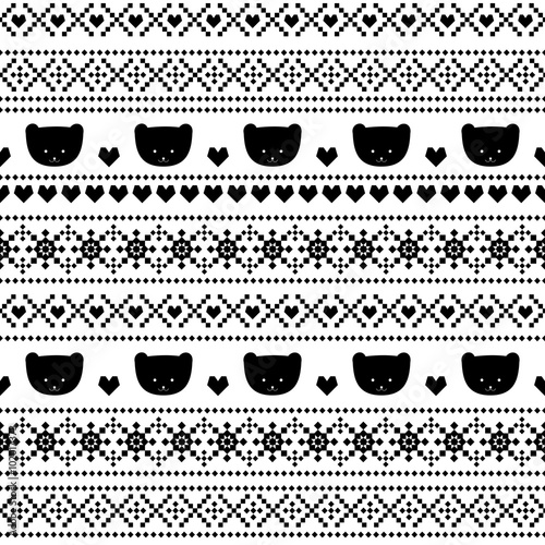 scandinavian-sweater-style-black-and-white-background