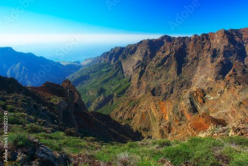 Tuinposter Canarische Eilanden La Palma