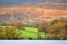 Stock Image Of Loch Lomond, Scotland..