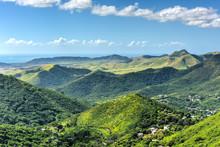 Salinas Landscape, Puerto Rico