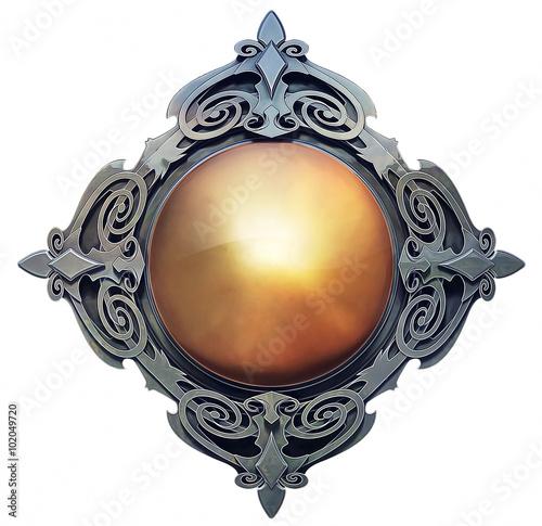 Fotografie, Obraz  Fantasy Emblem