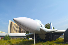 Ukrainian Military Jet Imitati...