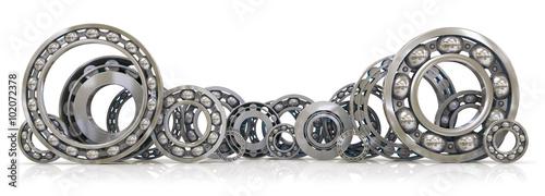 Fotografia  bearings
