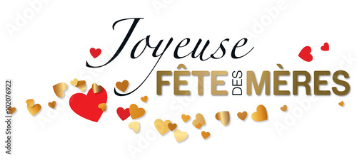 JOYEUSE FÊTE DES MÈRES - Buy this stock vector and explore similar ...