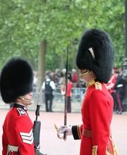 Queens Soldier Gaurd, Buckingh...