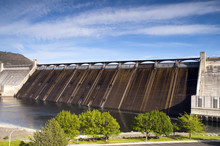 Grand Coulee Dam Hydroelectric...