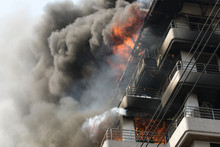 Building On Fire / Big Fires /...