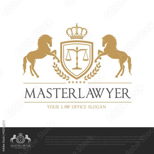 Law Firm logo,Law office logo,lawyer logo,Vector logo