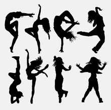 Cool Dancing 3. Girl Dancer Ac...