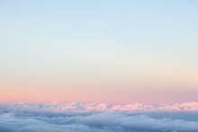 Background: Above The Clouds O...