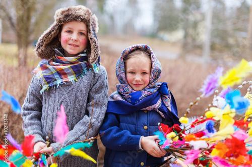 Fotografie, Obraz  Easter in Finland
