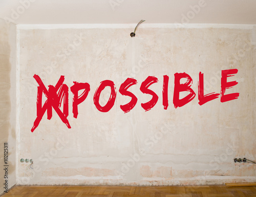 Possible - Impossible Poster