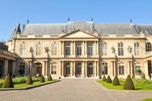 Archives Building In Paris