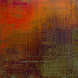 Designed grunge texture or retro background. With different color patterns: brown; red (orange); green; gray; purple (violet)
