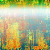 Highly detailed grunge texture or background. With different color patterns: yellow (beige); red (orange); blue; cyan; green