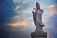Buddhist Statue In China