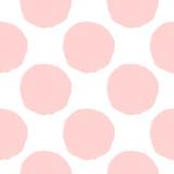 pink dots seamless pattern - 102173368