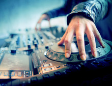 Platine Dj Mix Mixage Cd Dance...