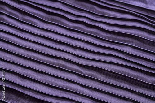 Fotografia, Obraz  purple pleated fabric texture