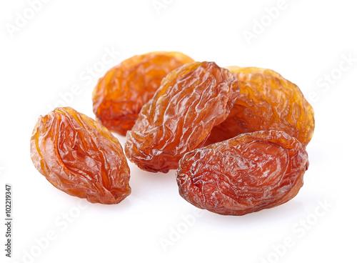 Raisins in closeup © Dionisvera