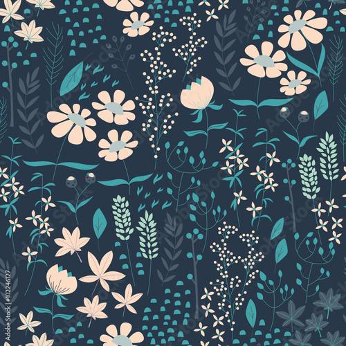 bezszwowe-wzor-z-recznie-rysowane-kwiaty-i-kwiatowy-ios