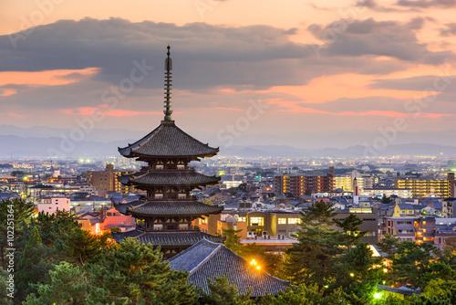 nara-japonia-skyline