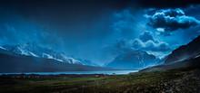 Shandur Pass At Night