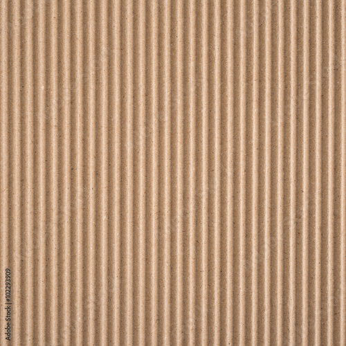 Foto  Corrugated cardboard as background