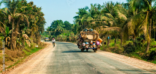 Battambang / Cambodia