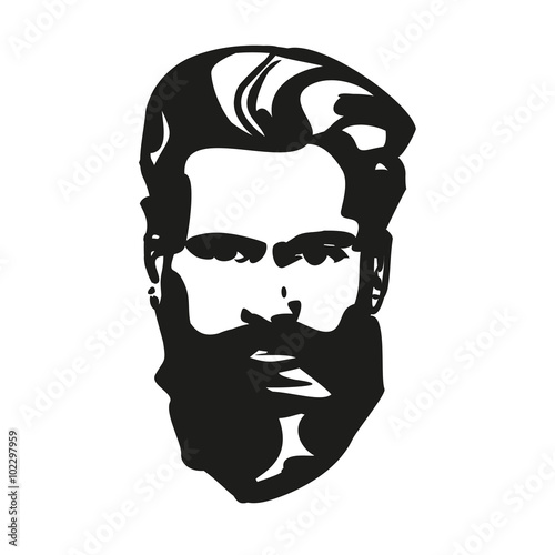 Obraz hipster wektor - fototapety do salonu