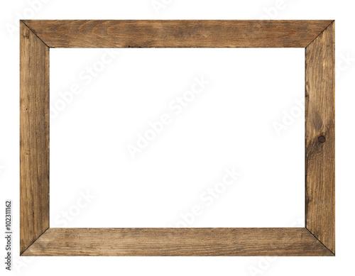 photo frame isolated Tapéta, Fotótapéta