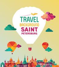 Saint Petersburgh Famous Landm...