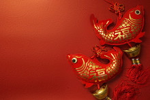 Chinese New Year Decoration On...